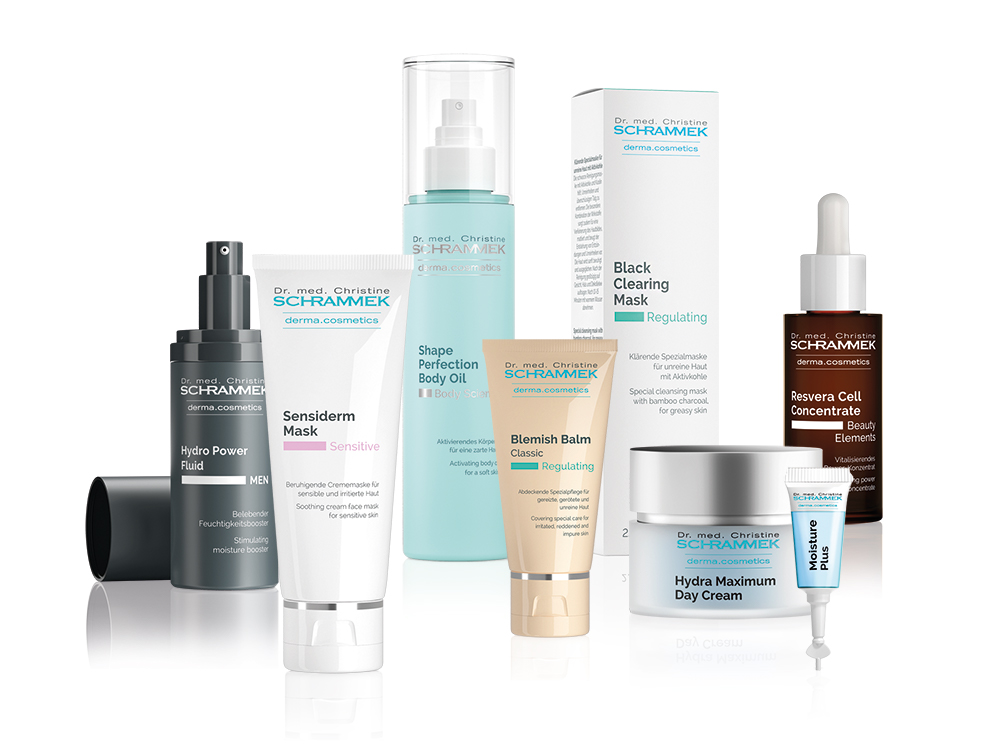 derma.cosmetics Hautpflege
